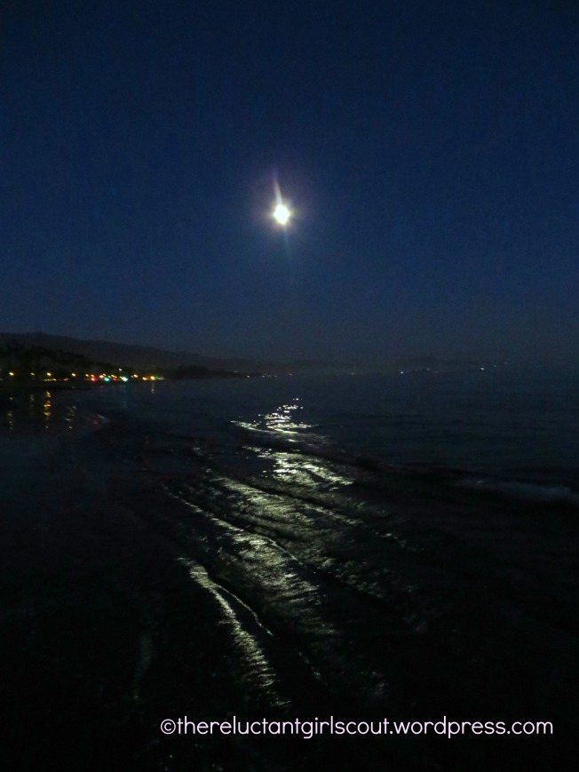 Moonlight, Santa Barbara