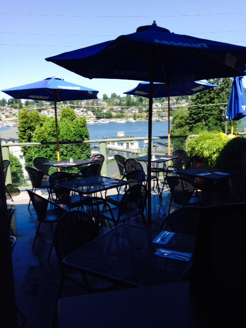 Deck, Eastlake Bar & Grill, East Lake Union