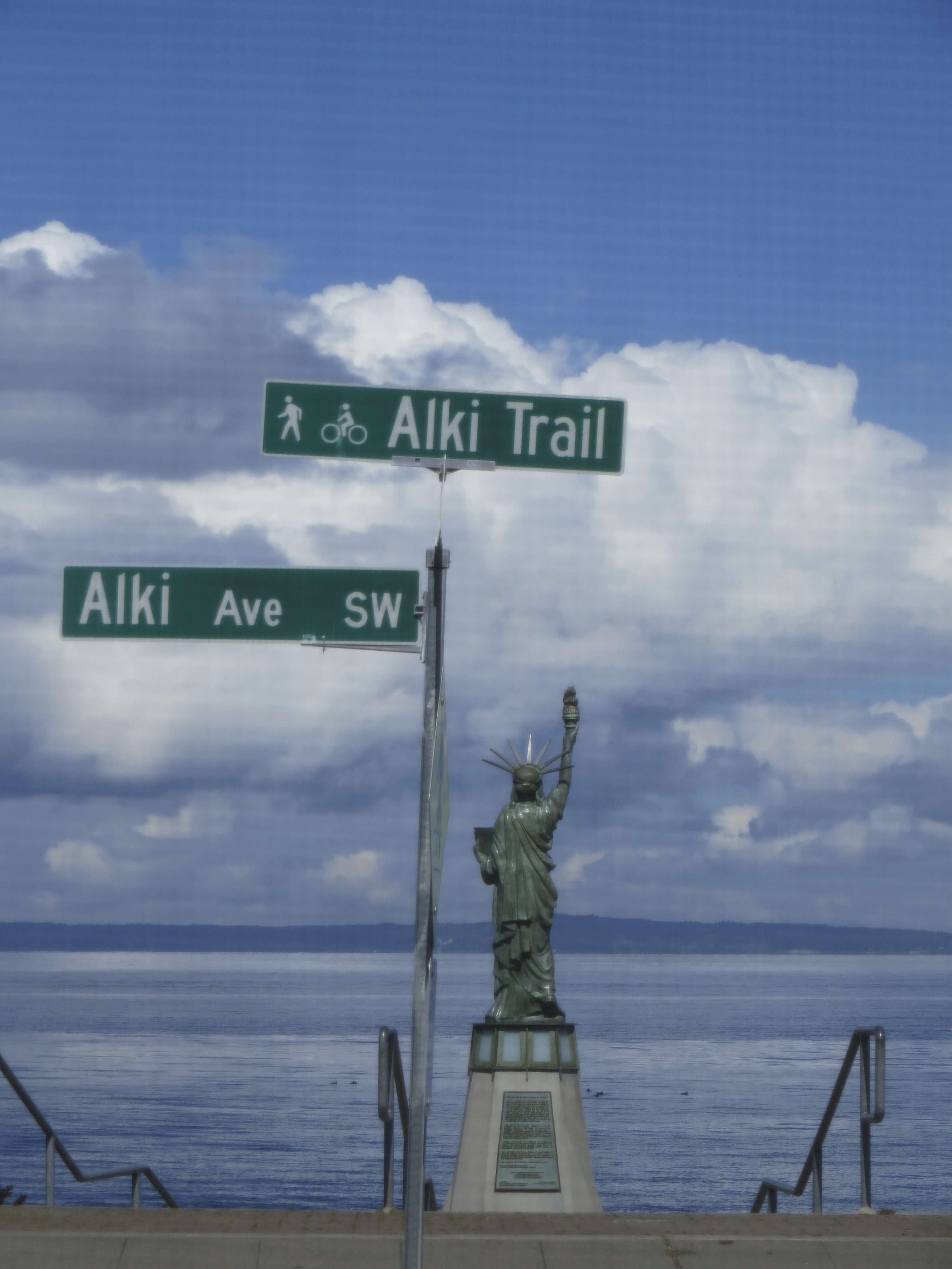 Alki Point, West Seattle. A beloved escape.
