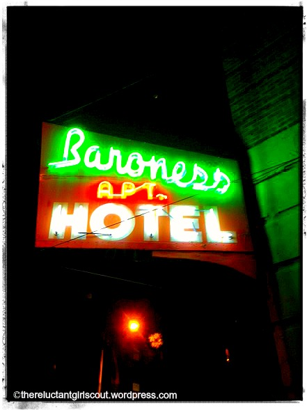 Baroness, Best Neon Sign in All of Seattle