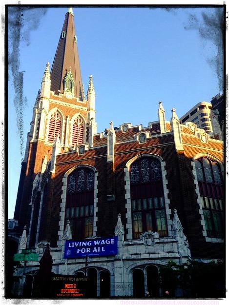 Seattle First Baptist Church