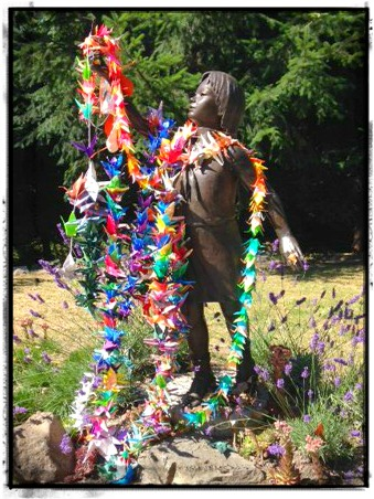 Peace Child Statue, Seattle