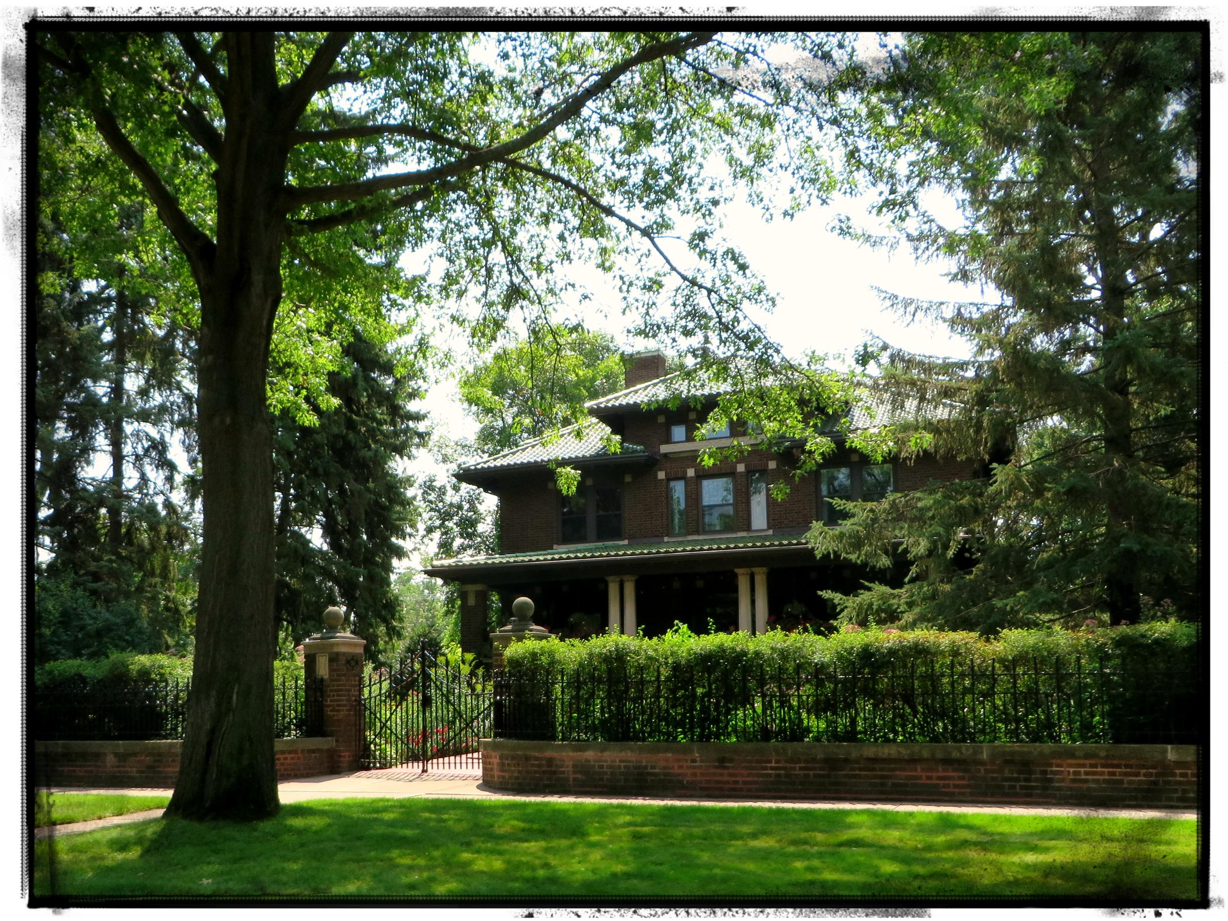House on Summit Avenue