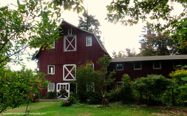 The Betty MacDonald Farm B & B