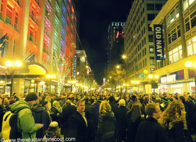 Figgy Pudding crowd, 2014