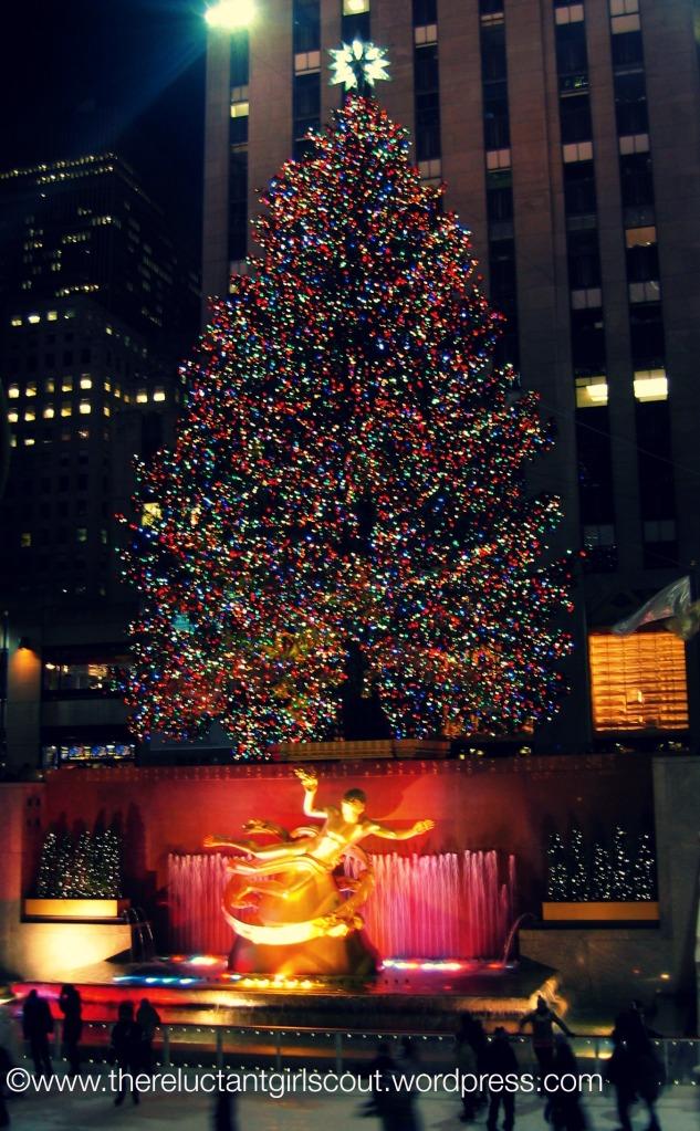 Rockefeller Center, 2010