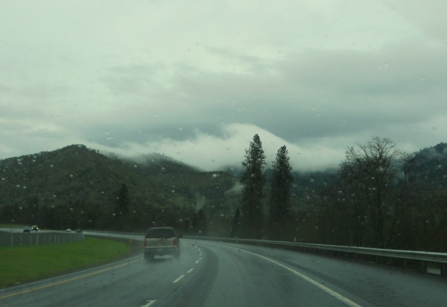 I-5 South thru Oregon