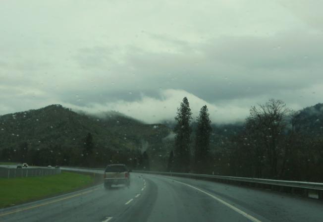 I-5 South thru Oregon