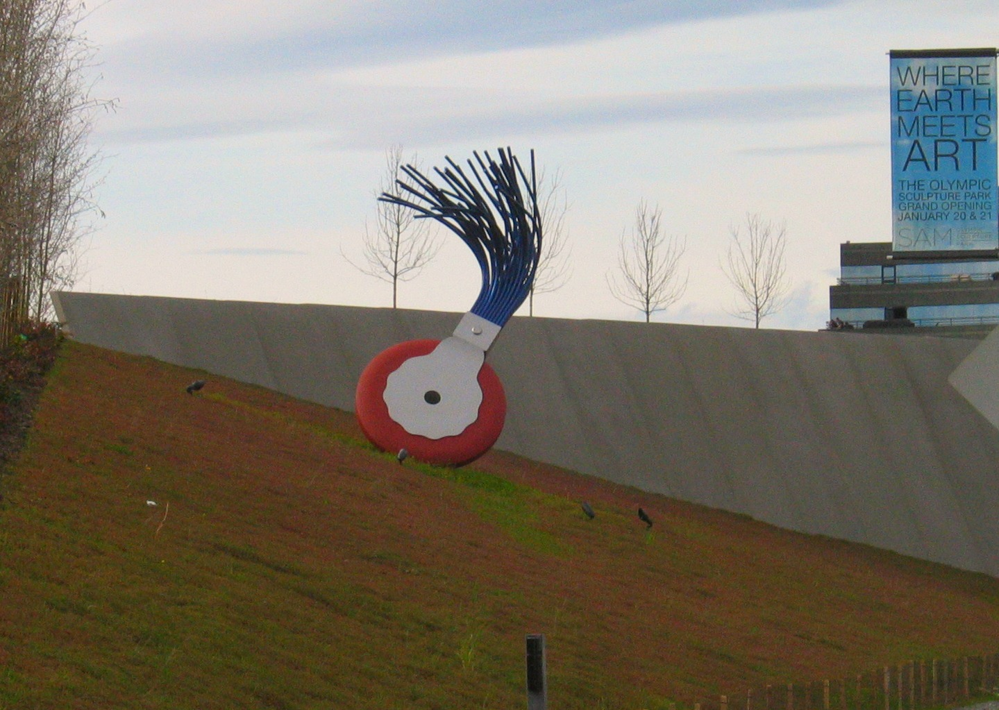 Olympic Sculpture Park, Seattle