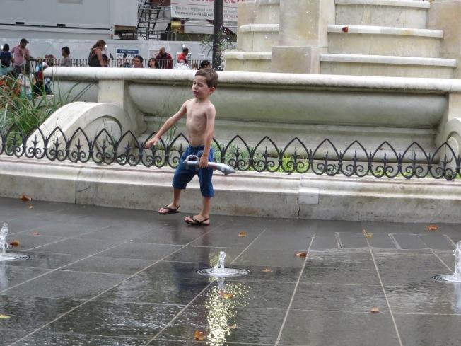 Peter Pan/Alan Cumming @ Leicester Square