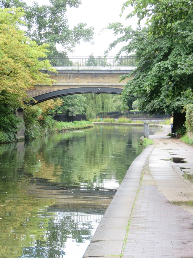 Canal near Regent's Park