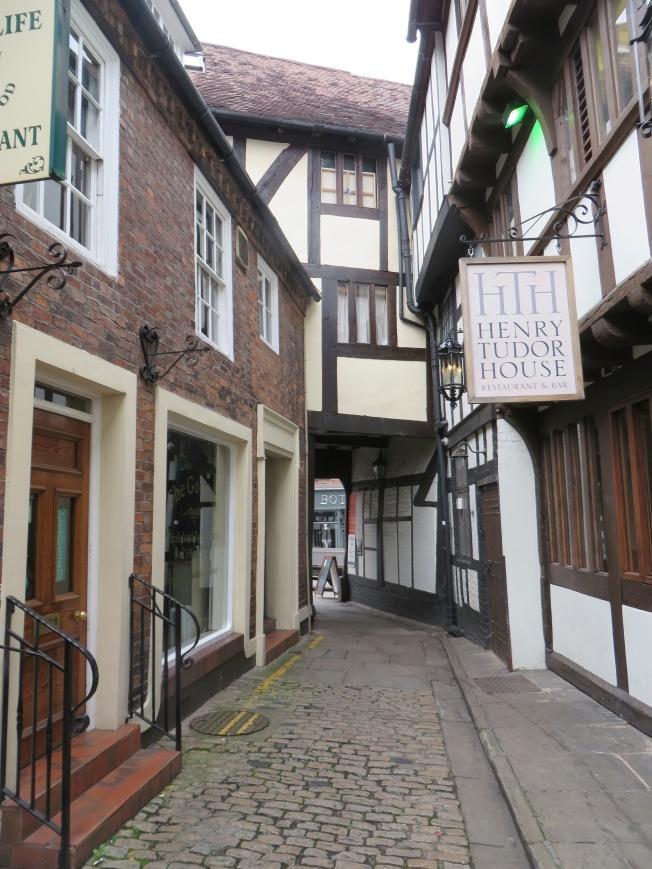 Shrewsbury, England