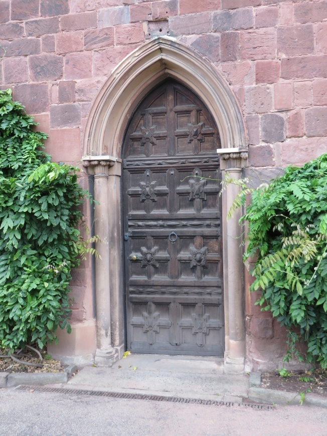 Doorway to wedded bliss?