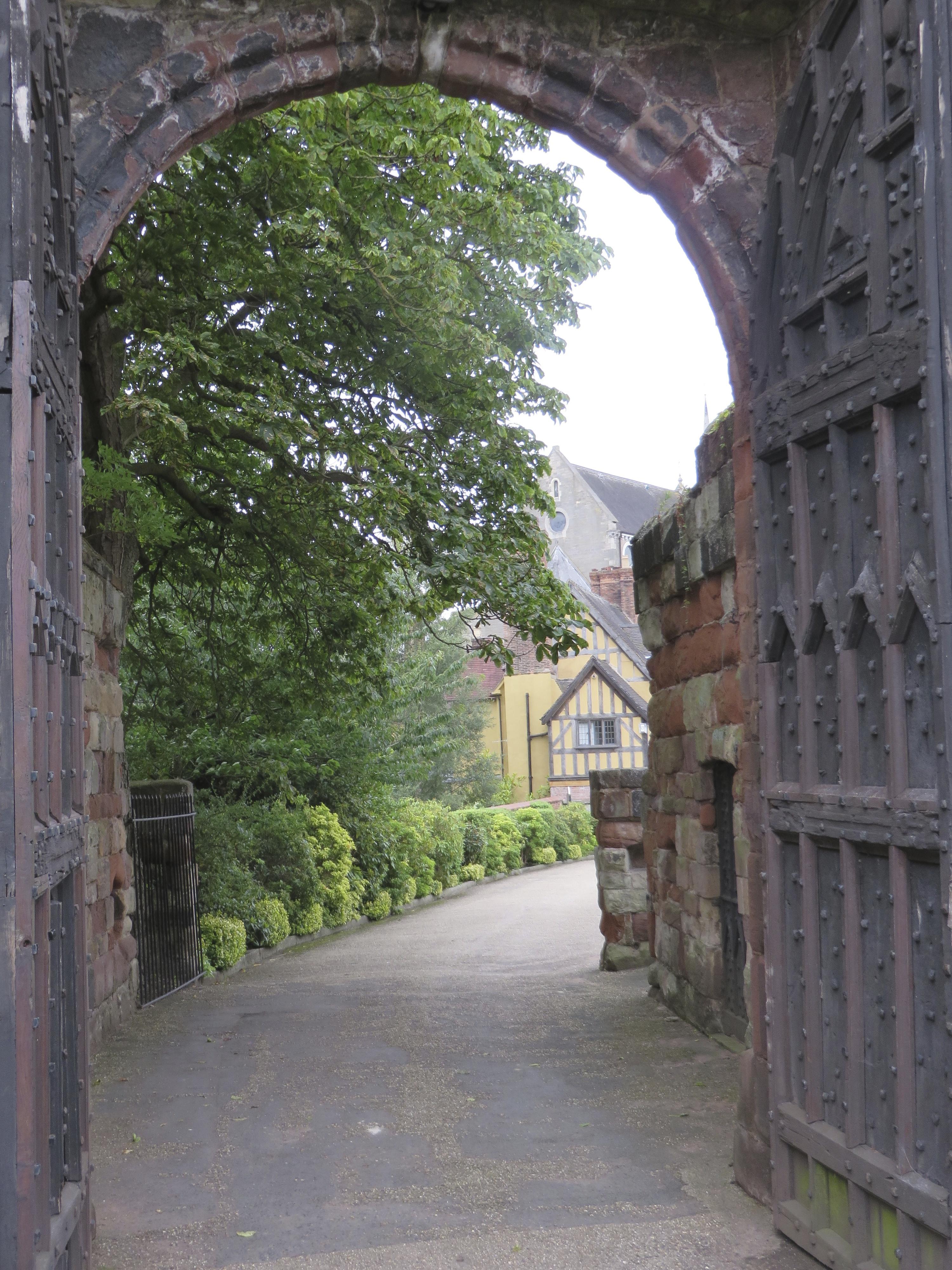 Shrewsbury, we hardly knew ye!