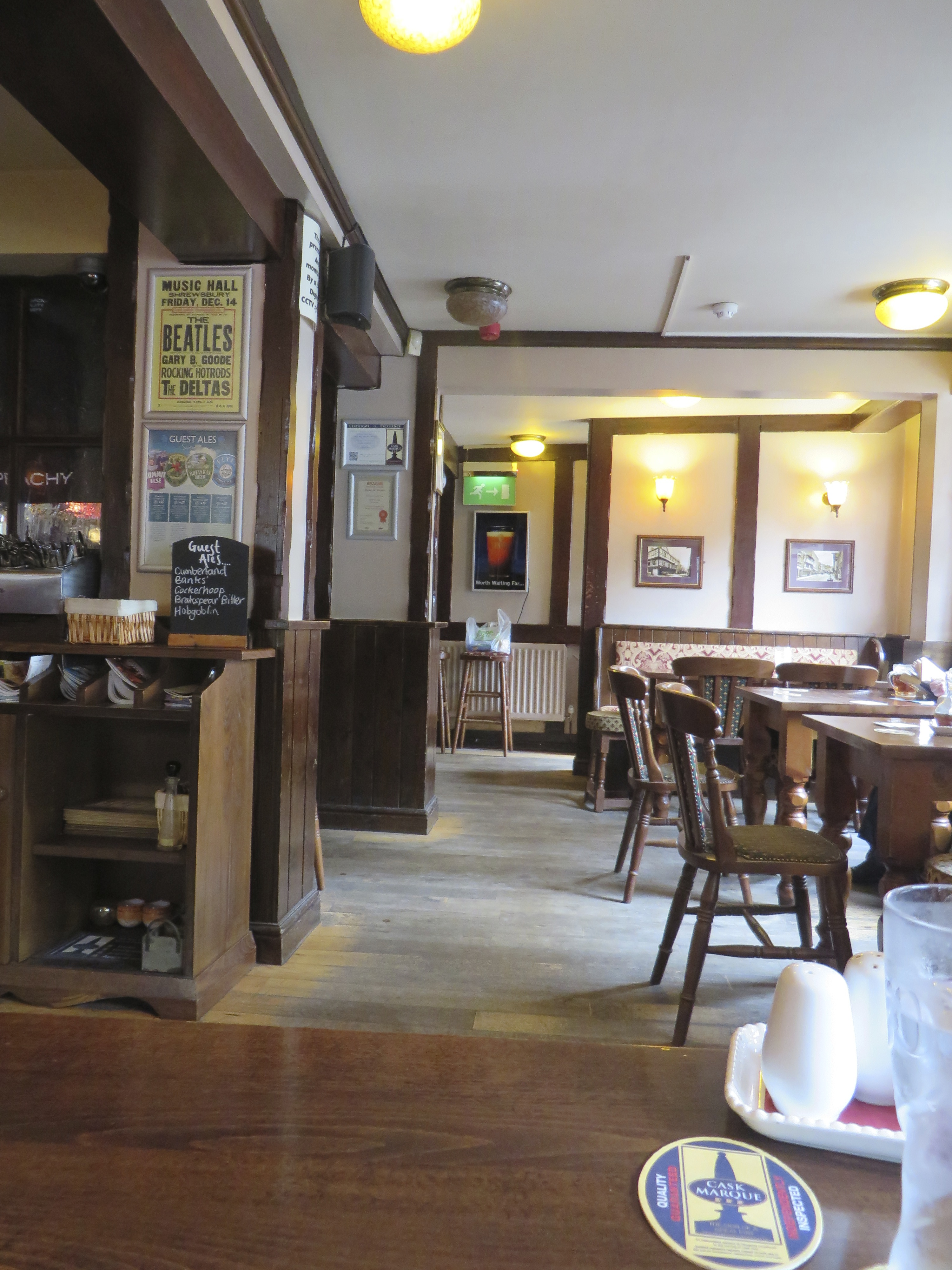 Cozy pub of the day