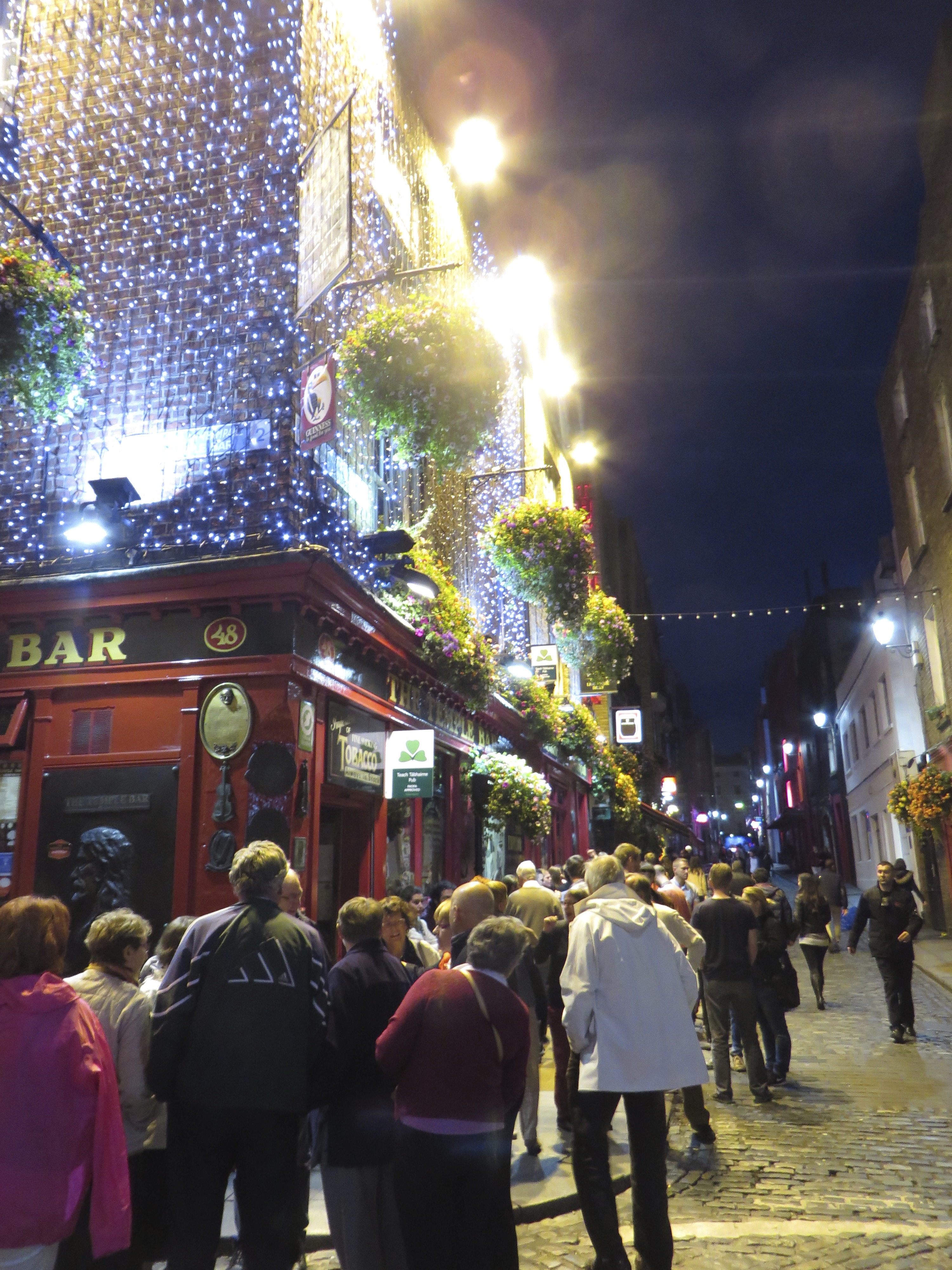 Temple Bar, where IS that poster?