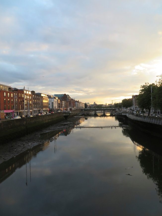 The Liffey