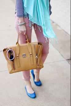 Blue Tieks from website